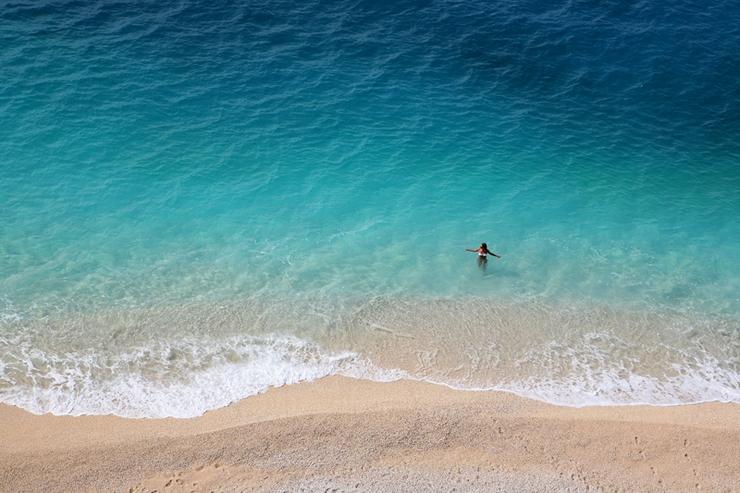 Море. Фото: Дмитрий Терновский