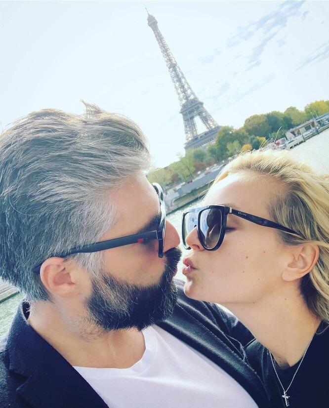 Дмитрий и Полина решили расстаться