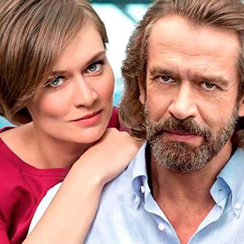 машков с дочерью
