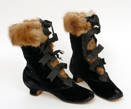Обувь XIX века: «Принеси те самые черевички, которые носит царица, выйду тот же час за тебя замуж», фото № 11