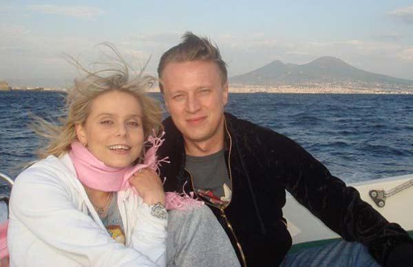 Ксения Новикова и Андрей Середа