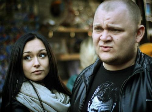 Михаил Стогниенко и Оксана Хрипливец