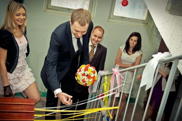 Выкуп невесты что это