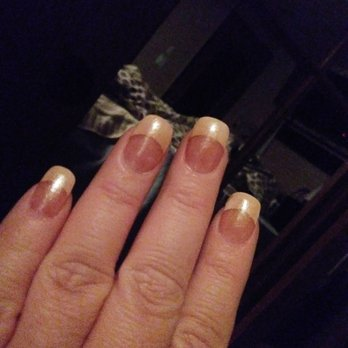 Golden nails silverdale