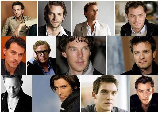 Английские актеры и актрисы