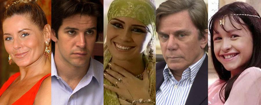 Актеры и их роли сериала клон