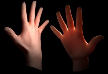 Как сделать толще пальцы на руках