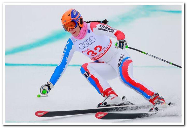 лыжница мария комиссарова