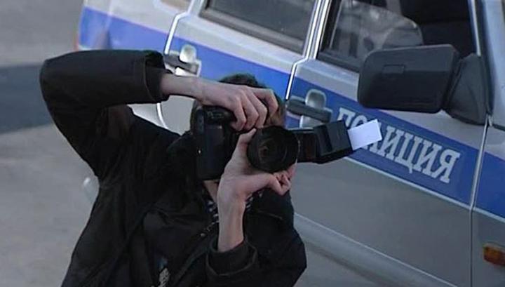 Перестрелка в москве в центре москвы