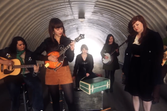 Dusty Sunshine: Live, in a Tunnel