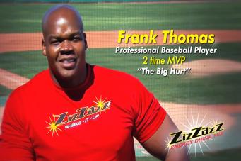 Zizzazz Frank Thomas