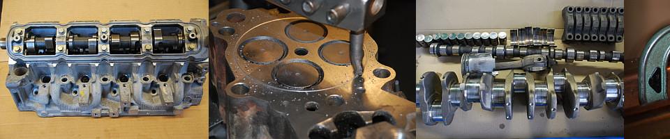 Motoru remonts