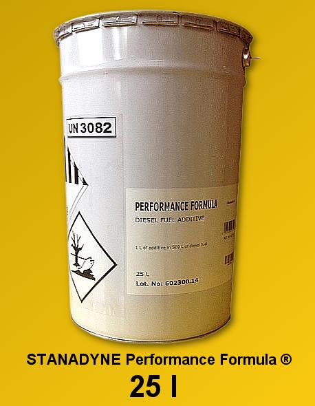STANADYNE Performance Formula 25l