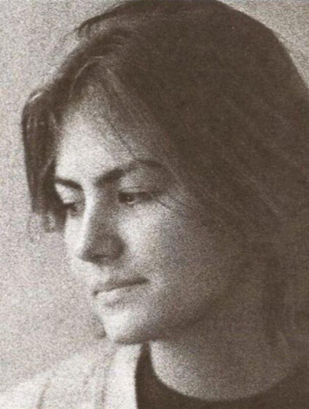 Рената Литвинова на 1 курсе, 1986 год. история, смотреть, фото