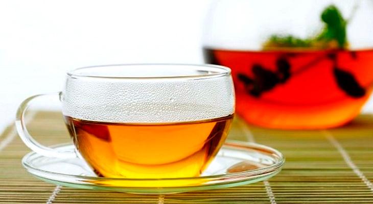 Чай от курения