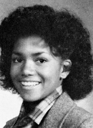 Halle berry teen