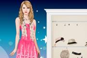 Taylor swift dress up games online