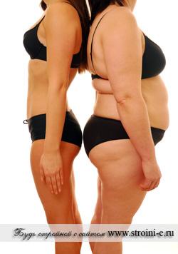 Истории об успешном похудении
