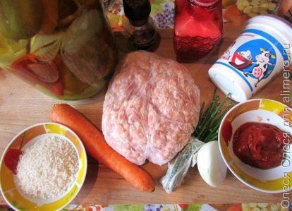 Фаршированный маринованный перец рецепт