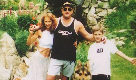 t-killah Александр Тарасов и его родители
