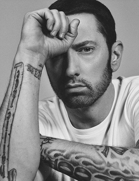 Eminem tattoo mariah