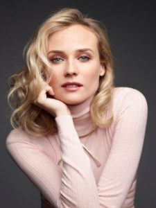 Diane kruger measurements