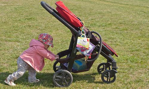 Детские коляски во сне