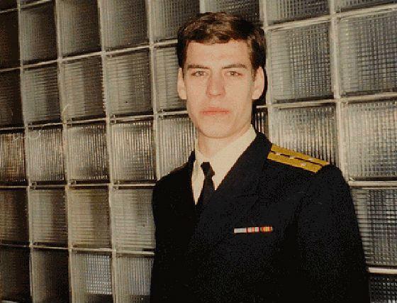 Молодой Дмитрий Дюжев