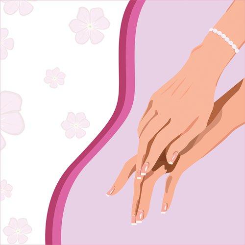 Nails inc romance
