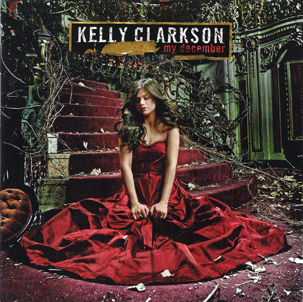 Kelly clarkson my december cd cover