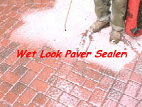 Superseal30 paver and concrete sealer