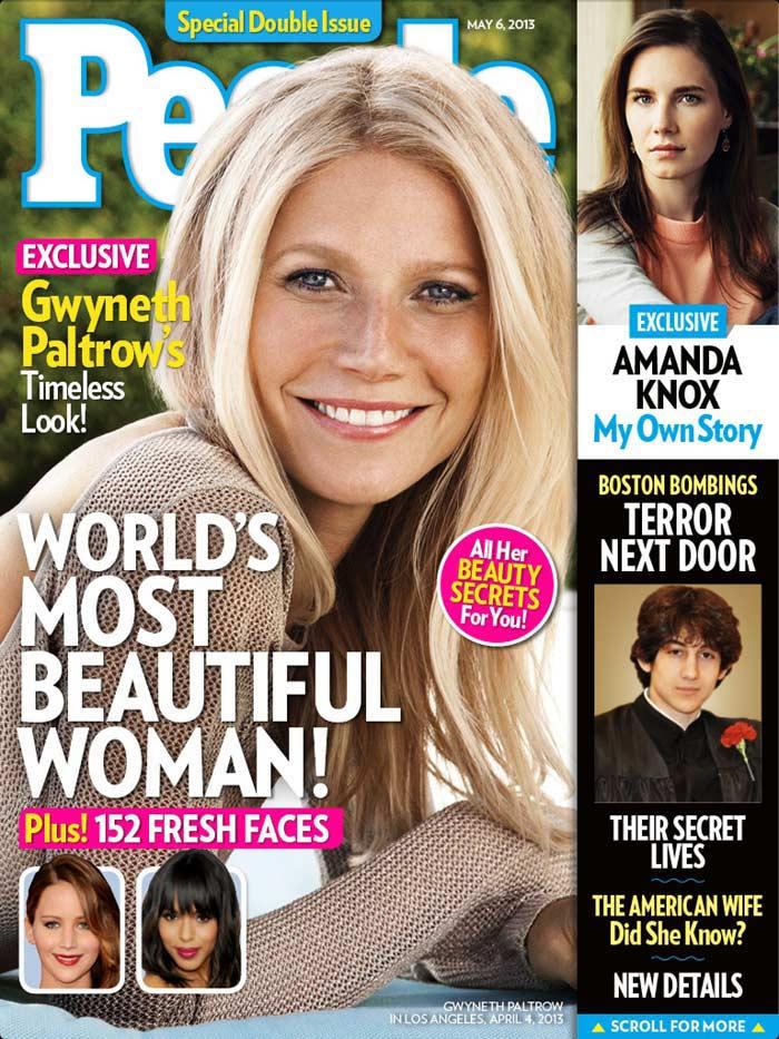 Топ 10 Женских журналов. «People»