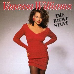 Vanessa williams the right stuff album