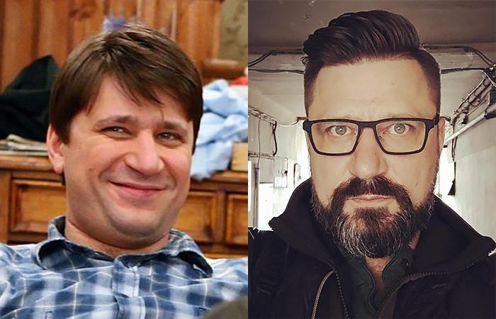 Виктор Логинов в роли Гены Букина