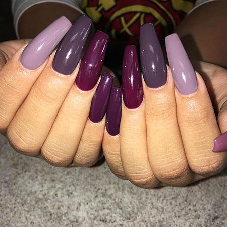 Nails shade