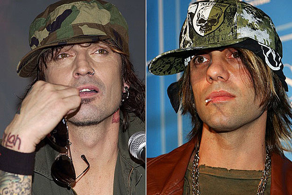 Tommy lee criss angel