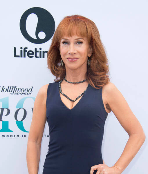 Kathy Griffin cleavage pic