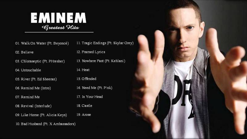 Latest eminem songs free download