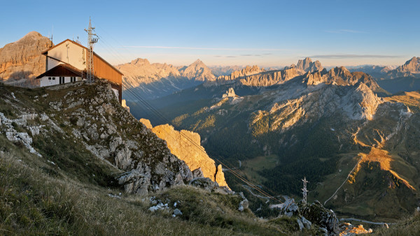 Lagazuoi Dolomiten