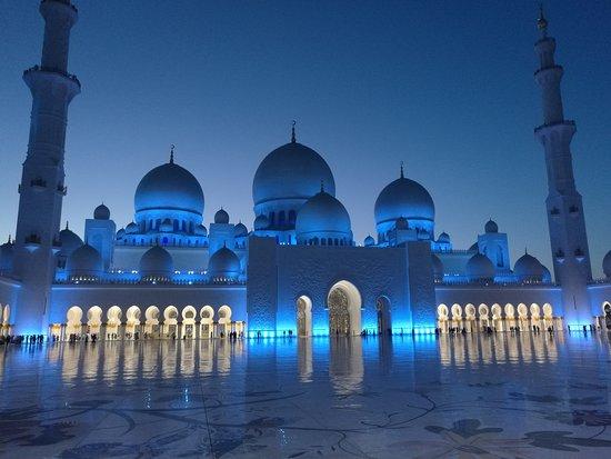 Арабские эмираты города курорты