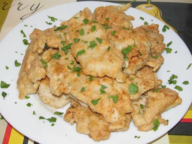 Грудка куриная в панировке рецепт