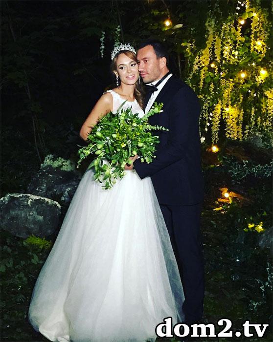 Михаил терехин жениться