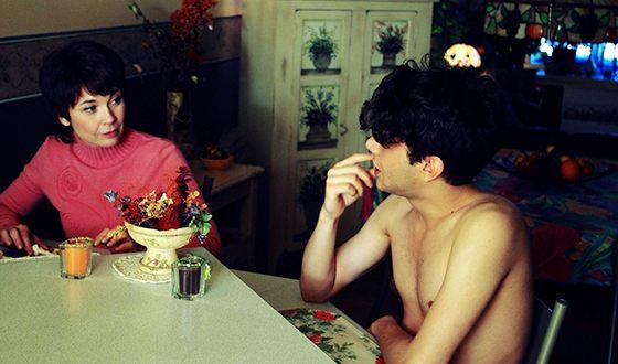 Кадр из фильма Ксавье Долана «Я убил свою маму»