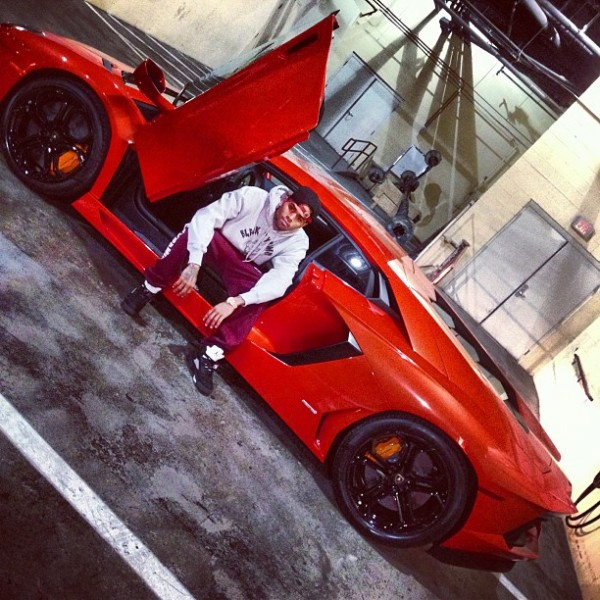 Chris brown cars pictures