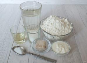 Хлеб на прессованных дрожжах в хлебопечке