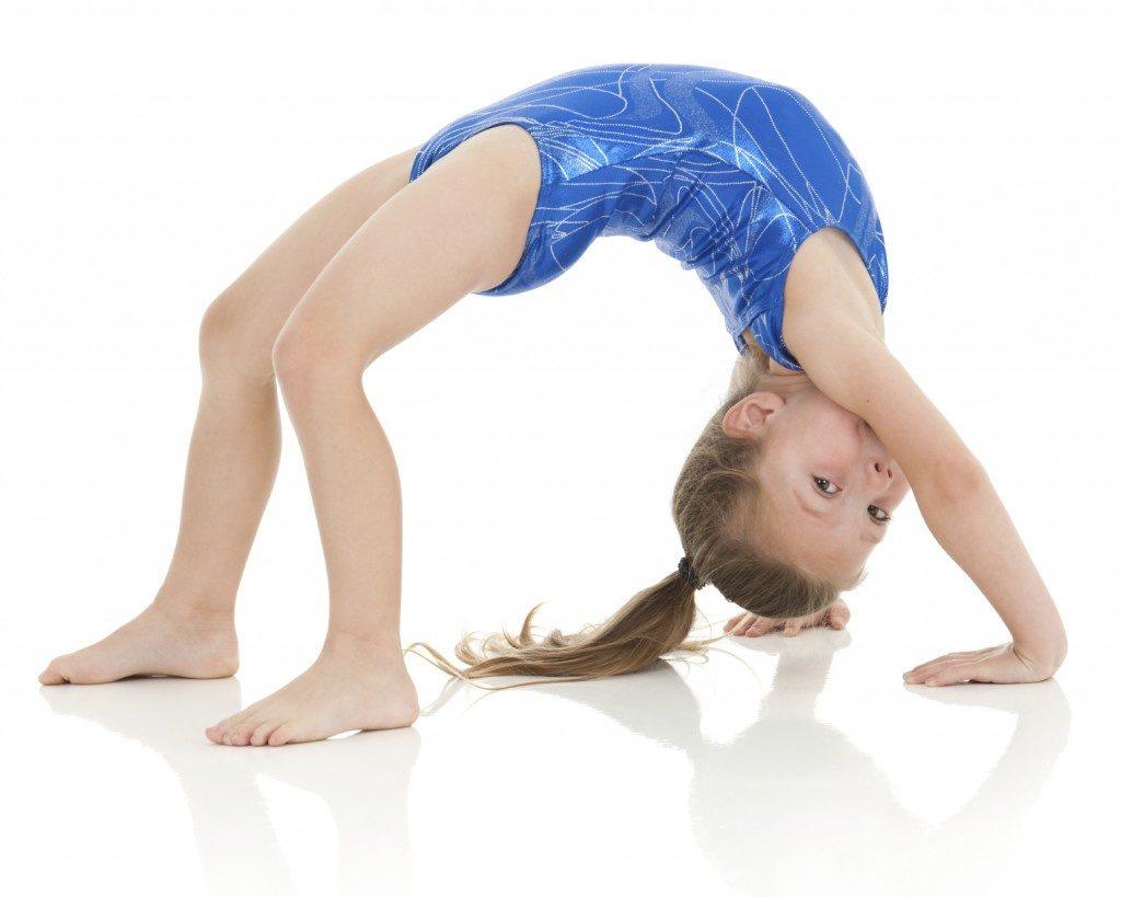 Для девочек занятия гимнастикой