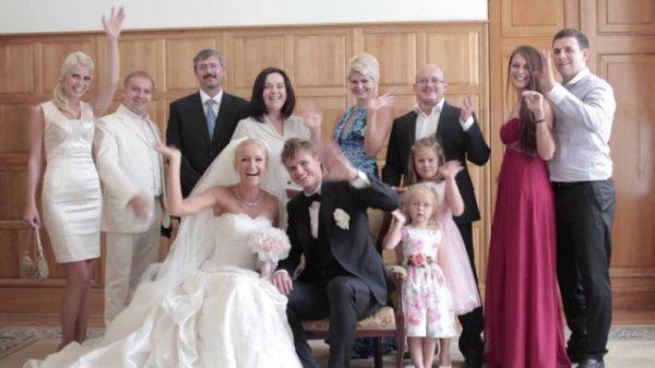 Свадьба анна исаева