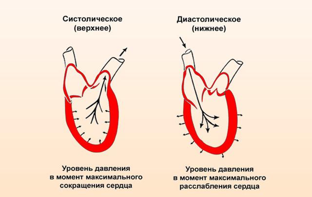 Підвищений серцевий тиск що робити