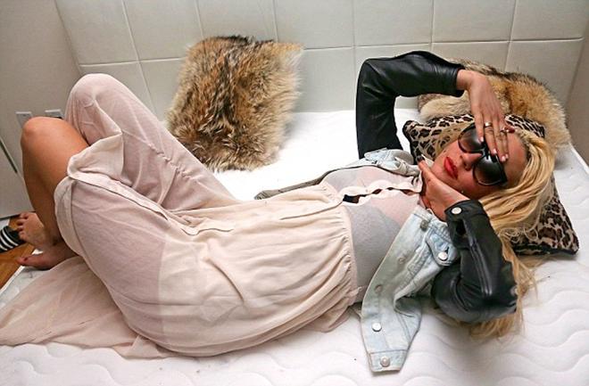 Аманда Байнс находилась в психиатрической больнице