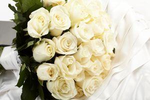 Сонник видеть букет красных роз